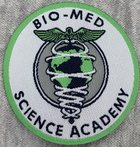 """2"""" BIO-MED WOVEN PATCH"""