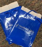 8x4x10 NEOMED GIFT BAG- BLUE