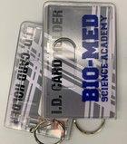 BIO-MED ID BADGE HOLDER