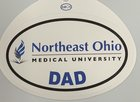 NEOMED DAD OVAL DECAL