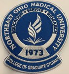 NEOMED COLLEGE OF GRADUATE STUDIES PATCH