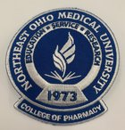 NEOMED COLLEGE OF PHARMACY PATCH