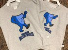 YOUTH WHALE BODY TEE- 12M